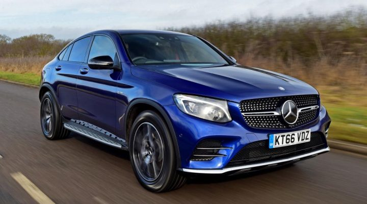 NEW MERCEDES AMG GLC COUPE