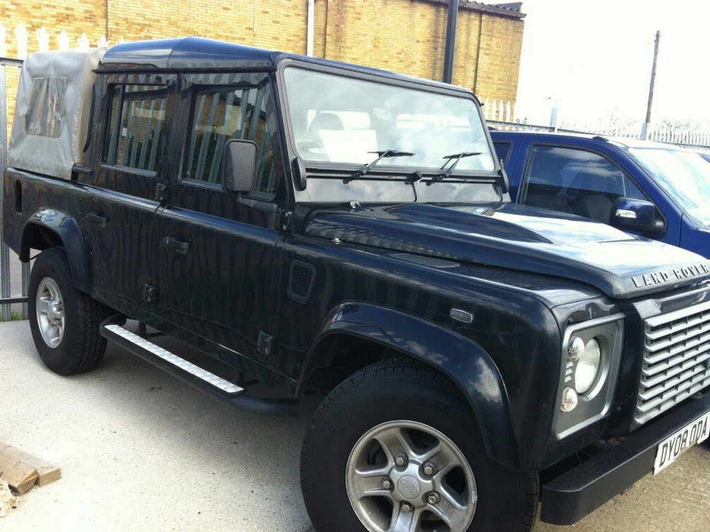 Defender 110 Double Cab