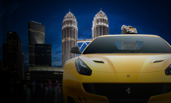 Export cars to Malaysia from UK