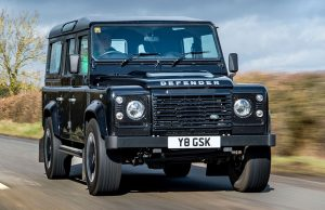 Land Rover Defender Works110