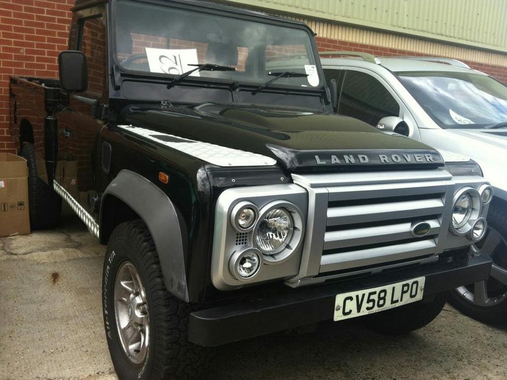 Land Rover Defender Single Cab