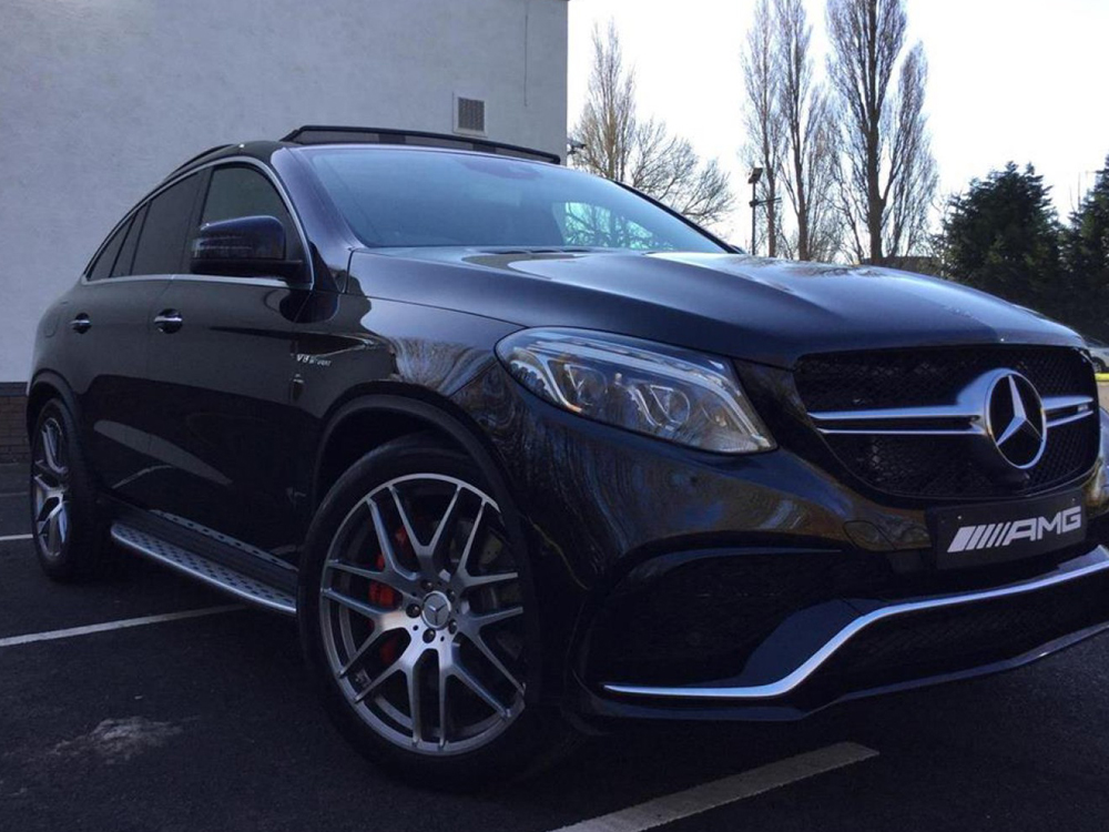 Mercedes AMG GLE 63 S 4MATIC Coupe
