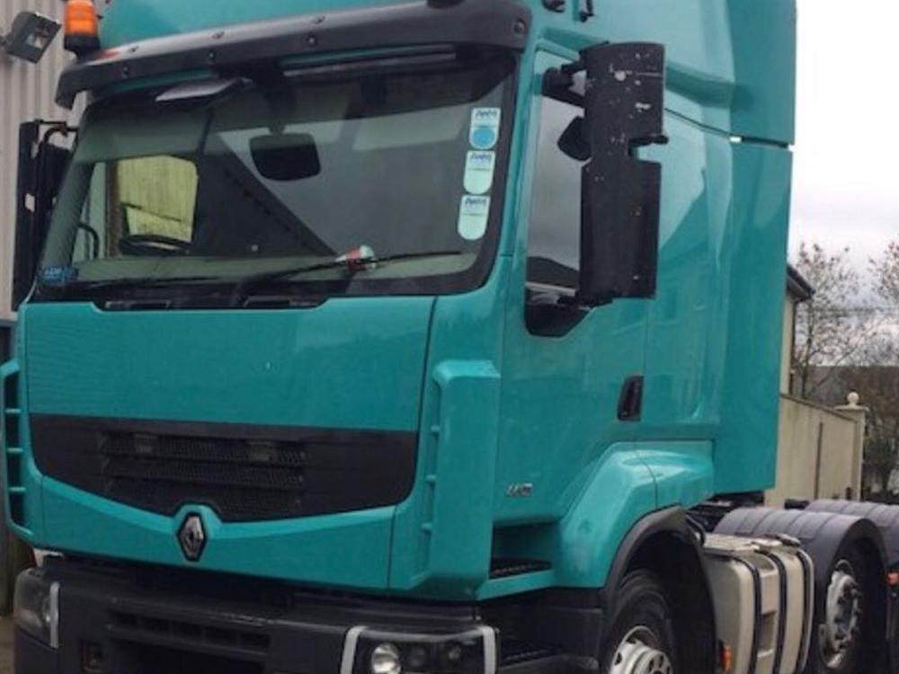 Renault Tgx