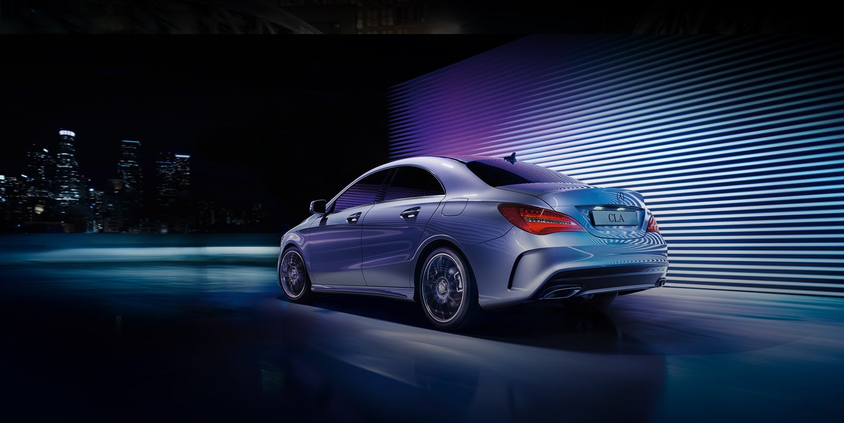 Mercedes Benz new CLA Car Export Company